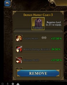 Demon Hunter Jacket + 3