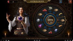 Rogers Raiders Gold Event - Astrologer