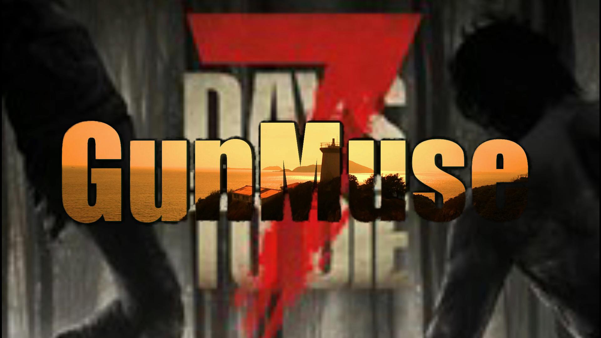 7 Days to Die GunMuse Logo 7D2D
