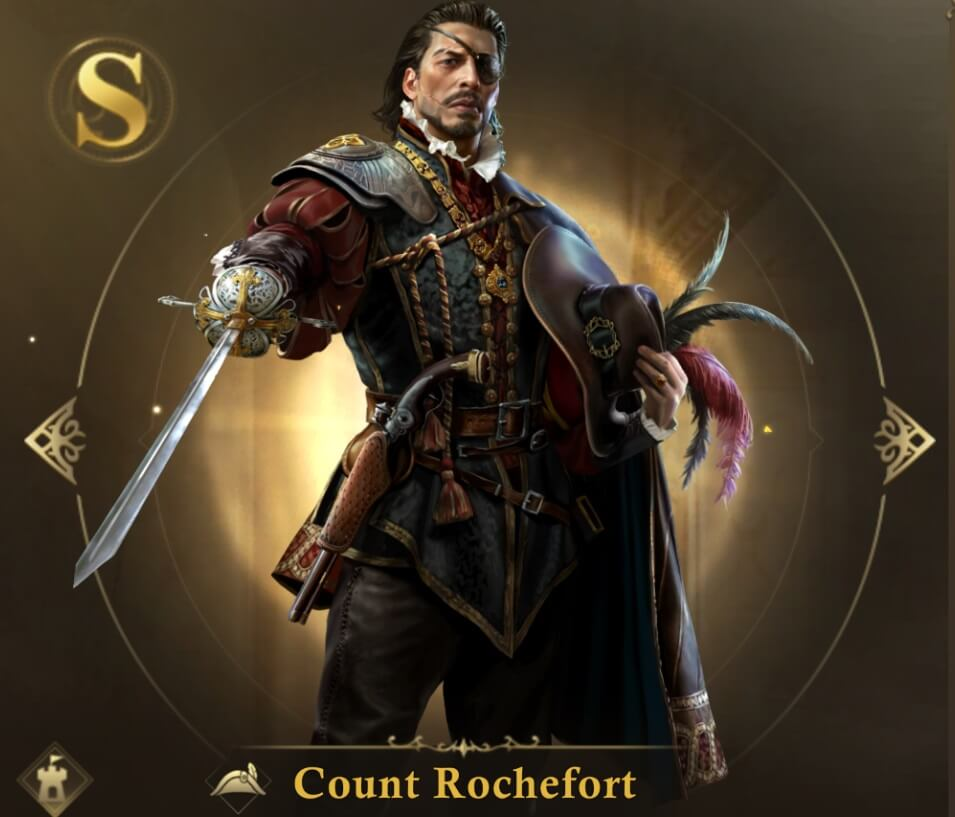 Count Rochefort
