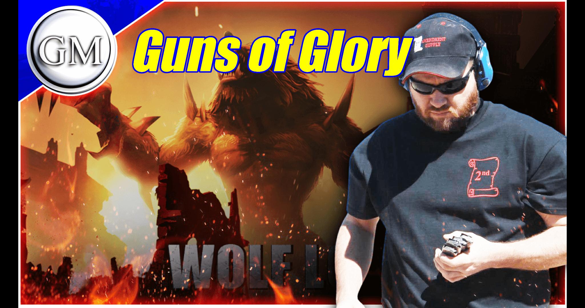 RogersRaiders.com Guns of Glory